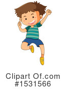 Boy Clipart #1531566 by Graphics RF