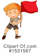 Boy Clipart #1531567 by Graphics RF