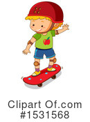 Boy Clipart #1531568 by Graphics RF