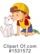 Boy Clipart #1531572 by Graphics RF