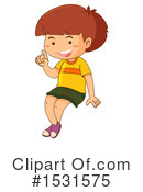 Boy Clipart #1531575 by Graphics RF