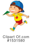 Boy Clipart #1531580 by Graphics RF