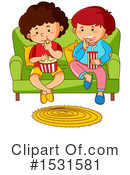 Boy Clipart #1531581 by Graphics RF