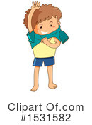 Boy Clipart #1531582 by Graphics RF