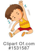 Boy Clipart #1531587 by Graphics RF