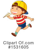 Boy Clipart #1531605 by Graphics RF
