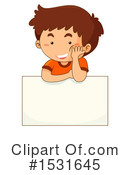 Boy Clipart #1531645 by Graphics RF