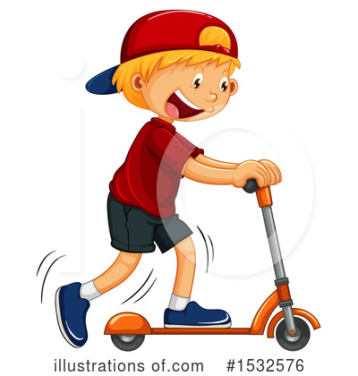 Boy Clipart #1532576 by Graphics RF