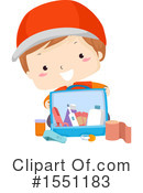 Boy Clipart #1551183 by BNP Design Studio