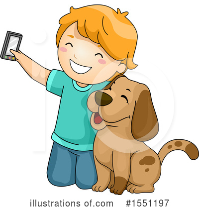 Dog Clipart #1551197 by BNP Design Studio