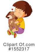 Boy Clipart #1552317 by Graphics RF