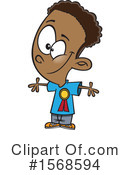 Boy Clipart #1568594 by toonaday