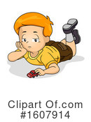 Boy Clipart #1607914 by BNP Design Studio