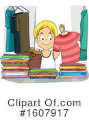 Boy Clipart #1607917 by BNP Design Studio