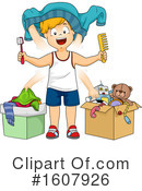 Boy Clipart #1607926 by BNP Design Studio