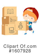 Boy Clipart #1607928 by BNP Design Studio