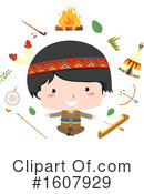 Boy Clipart #1607929 by BNP Design Studio
