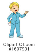 Boy Clipart #1607931 by BNP Design Studio