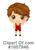 Boy Clipart #1607946 by BNP Design Studio