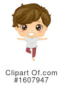 Boy Clipart #1607947 by BNP Design Studio