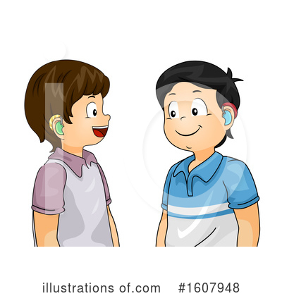Royalty-Free (RF) Boy Clipart Illustration by BNP Design Studio - Stock Sample #1607948