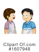 Boy Clipart #1607948 by BNP Design Studio