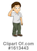 Boy Clipart #1613443 by BNP Design Studio