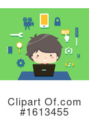 Boy Clipart #1613455 by BNP Design Studio