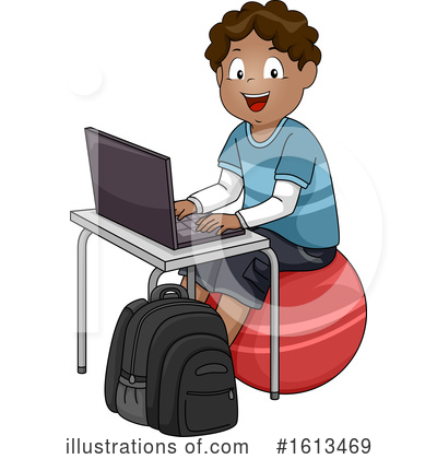 Royalty-Free (RF) Boy Clipart Illustration by BNP Design Studio - Stock Sample #1613469
