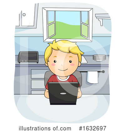 Royalty-Free (RF) Boy Clipart Illustration by BNP Design Studio - Stock Sample #1632697
