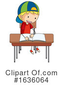 Boy Clipart #1636064 by Graphics RF
