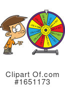 Boy Clipart #1651173 by toonaday