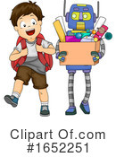 Boy Clipart #1652251 by BNP Design Studio