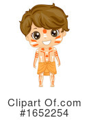 Boy Clipart #1652254 by BNP Design Studio