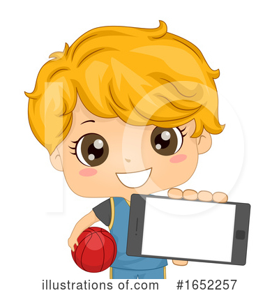 Royalty-Free (RF) Boy Clipart Illustration by BNP Design Studio - Stock Sample #1652257