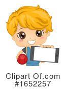 Boy Clipart #1652257 by BNP Design Studio