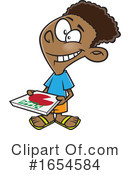 Boy Clipart #1654584 by toonaday