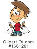 Boy Clipart #1661281 by toonaday