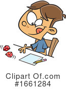 Boy Clipart #1661284 by toonaday