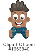 Boy Clipart #1663840 by Morphart Creations