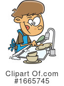Boy Clipart #1665745 by toonaday