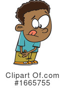 Boy Clipart #1665755 by toonaday