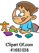 Boy Clipart #1681038 by toonaday