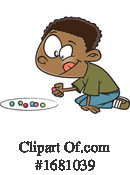 Boy Clipart #1681039 by toonaday