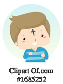 Boy Clipart #1685252 by BNP Design Studio