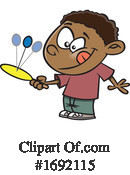 Boy Clipart #1692115 by toonaday