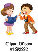 Boy Clipart #1695992 by Graphics RF