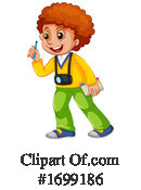 Boy Clipart #1699186 by Graphics RF