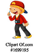 Boy Clipart #1699195 by Graphics RF