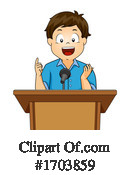 Boy Clipart #1703859 by BNP Design Studio
